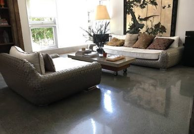 The Wide Applications of Polished Concrete Floors Brisbane